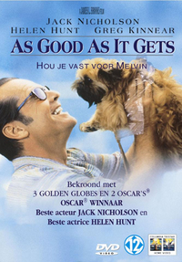 As Good As It Gets-DVD