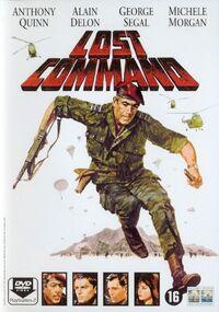 Lost Command-DVD