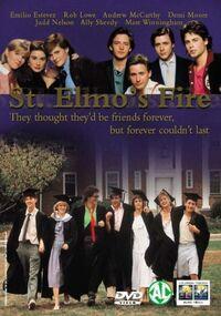 St.Elmo's Fire-DVD