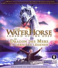The Water Horse - Legend Of The Deep-Blu-Ray