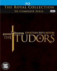 The Tudors - De Complete Serie-Blu-Ray