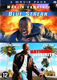 Blue Streak/National Security-DVD