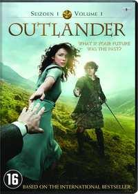 Outlander - Seizoen 1 Deel 1-DVD