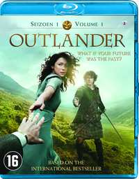 Outlander - Seizoen 1 Deel 1-Blu-Ray