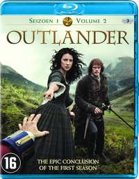Outlander - Seizoen 1 Deel 2-Blu-Ray