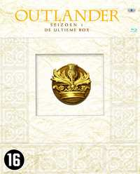 Outlander - Seizoen 1 (Holiday Gift Set)-Blu-Ray