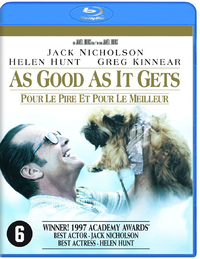 As Good As It Gets-Blu-Ray