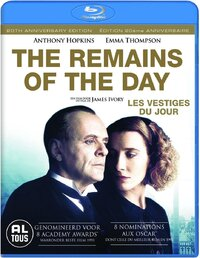 Remains Of The Day-Blu-Ray