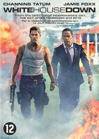 White House Down-DVD