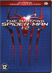 The Amazing Spider-Man 1 & 2-DVD