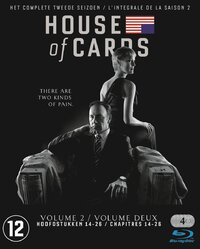 House Of Cards - Seizoen 2-Blu-Ray