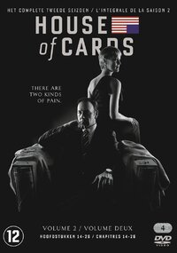 House Of Cards - Seizoen 2-DVD