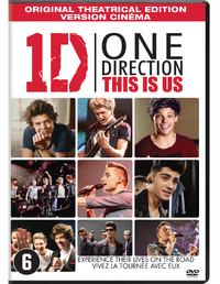 One Direction: This Is Us-DVD