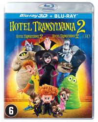Hotel Transylvania 2 (3D En 2D Blu-Ray)-3D Blu-Ray