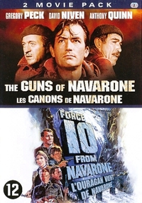Guns Of Navarone/Force 10 From Navarone-DVD