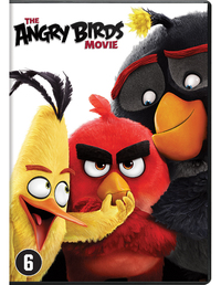 Angry Birds-DVD