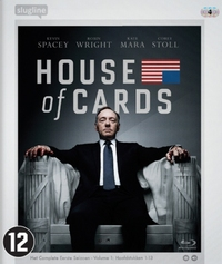 House Of Cards - Seizoen 1-Blu-Ray