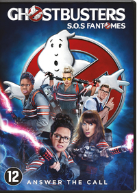 Ghostbusters (2016)-DVD