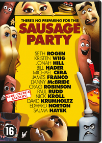Sausage Party-DVD