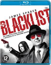 The Blacklist - Seizoen 3-Blu-Ray