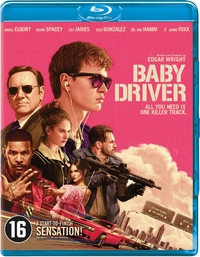 Baby Driver-Blu-Ray