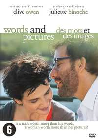 Words And Pictures-DVD