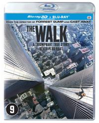The Walk (3D En 2D Blu-Ray)-3D Blu-Ray