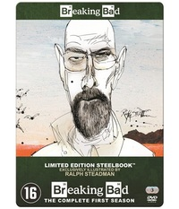 Breaking Bad - Seizoen 1-DVD