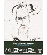 Breaking Bad - Seizoen 2-DVD