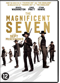 The Magnificent Seven (2016)-DVD