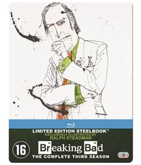 Breaking Bad - Seizoen 3-Blu-Ray