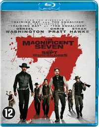 The Magnificent Seven (2016)-Blu-Ray