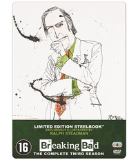 Breaking Bad - Seizoen 3-DVD