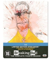 Breaking Bad - Seizoen 4-Blu-Ray