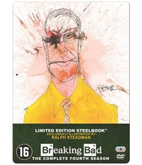 Breaking Bad - Seizoen 4-DVD