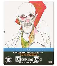 Breaking Bad - Seizoen 5 Deel 1-Blu-Ray