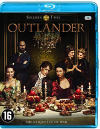 Outlander - Seizoen 2-Blu-Ray