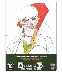 Breaking Bad - Seizoen 5 Deel 1-DVD