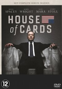 House Of Cards - Seizoen 1-DVD