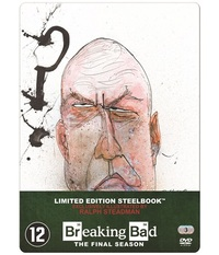 Breaking Bad - Seizoen 5 Deel 2-DVD