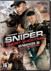 Sniper - Ghost Shooter-DVD