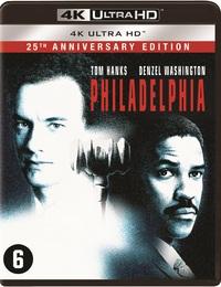 Philadelphia (4K Ultra HD En Blu-Ray)-4K Blu-Ray