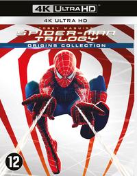 Spider-Man Trilogy-4K Blu-Ray