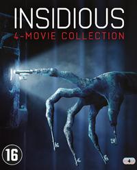 Insidious 1-4-DVD