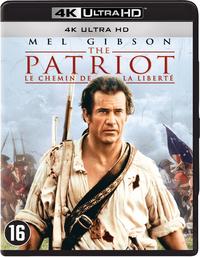 The Patriot (4K Ultra HD)-4K Blu-Ray