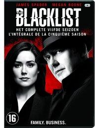 Blacklist - Seizoen 5-DVD