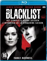 Blacklist - Seizoen 5-Blu-Ray