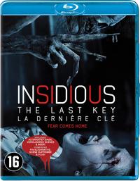 Insidious - The Last Key-Blu-Ray