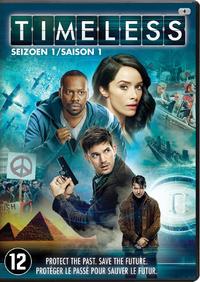 Timeless - Seizoen 1-DVD