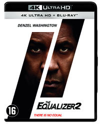 The Equalizer 2 (4K Ultra HD)-4K Blu-Ray